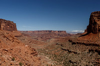 The White Rim Trail, Canyonlands NP