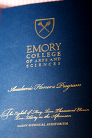 Alison Emory Academic Honors
